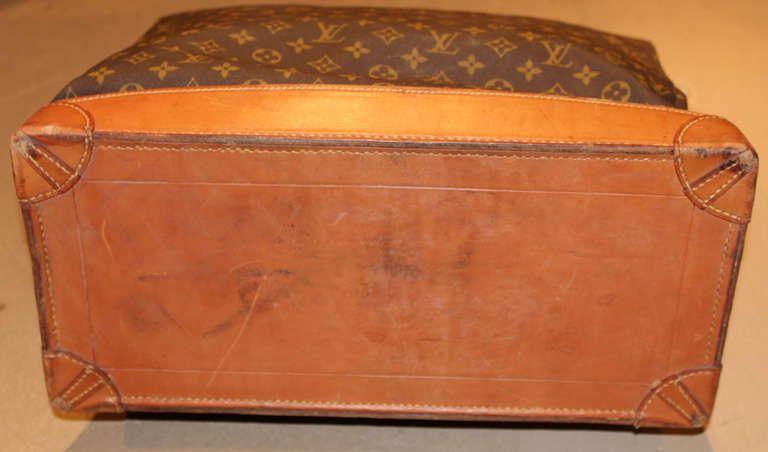bottom of steamer bag