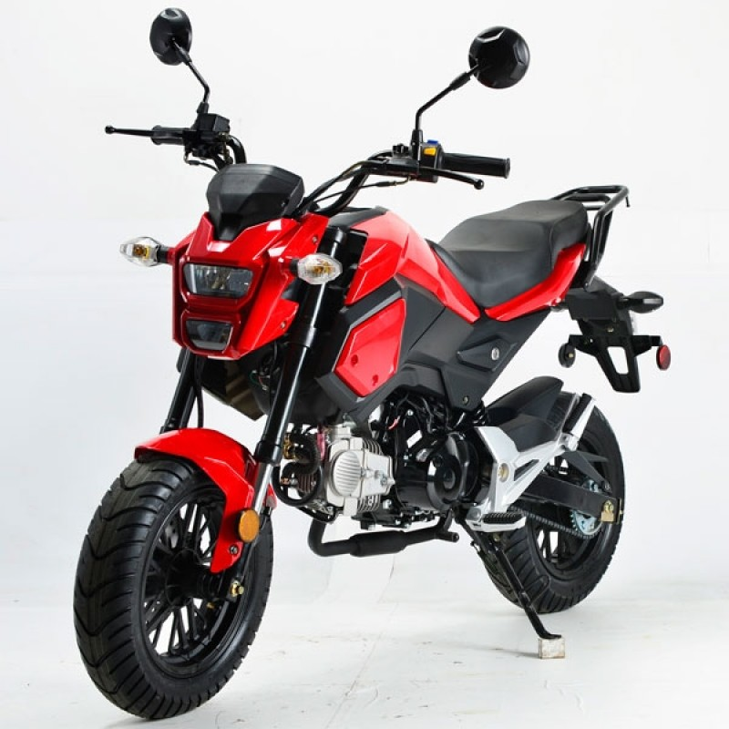 Boom 125cc Motorcycle Type125 10 With 12 Inch Wheels Motorcycle Moped Scooter Scooter