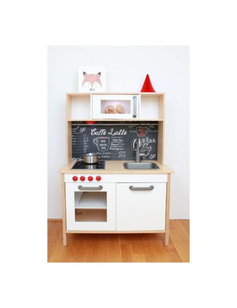 pimp versch nerungspaket kinderk che ikea duktig ikea kids kitchen ikea hack and ikea kids. Black Bedroom Furniture Sets. Home Design Ideas