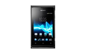 Das Xperia E-Smartphone mit Android von Sony mit optimaler Benutzerfreundlichkeit – mit diesem Dual-SIM-Smartphone behältst du den Überblick über deine Daten.