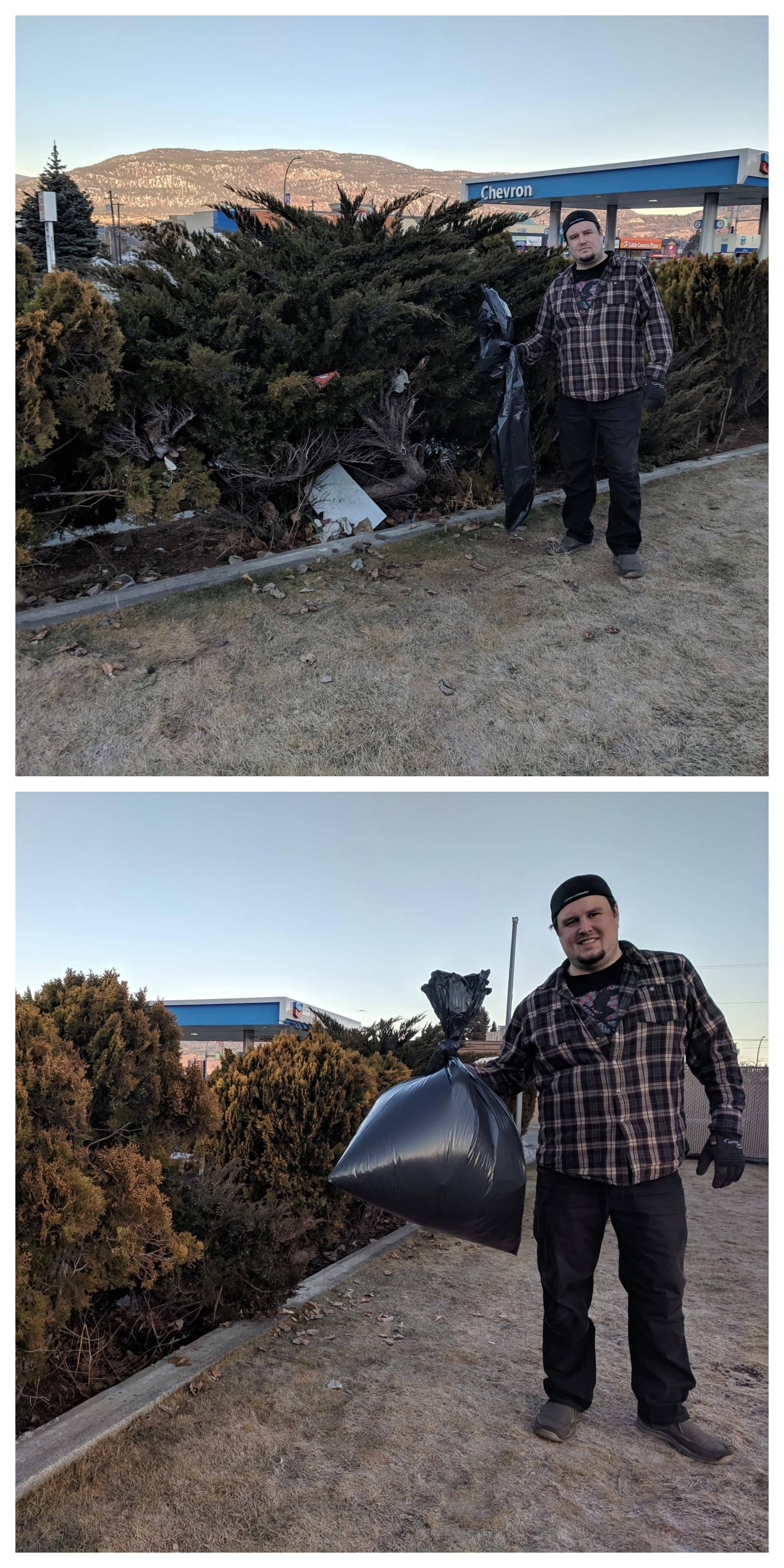 Trashtag Challenge. Let's keep this one alive! Awsome