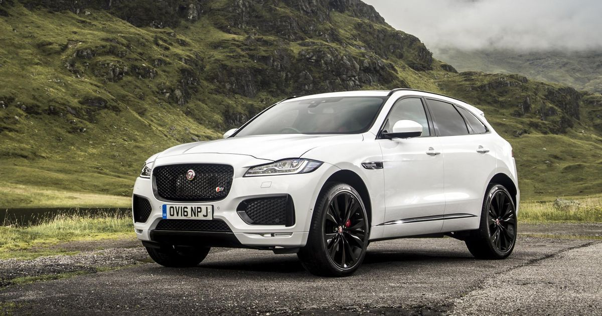 Brace Yourselves Lister Will Make A 666bhp Jaguar F Pace With Images Jaguar Suv Jaguar E White Jaguar Car
