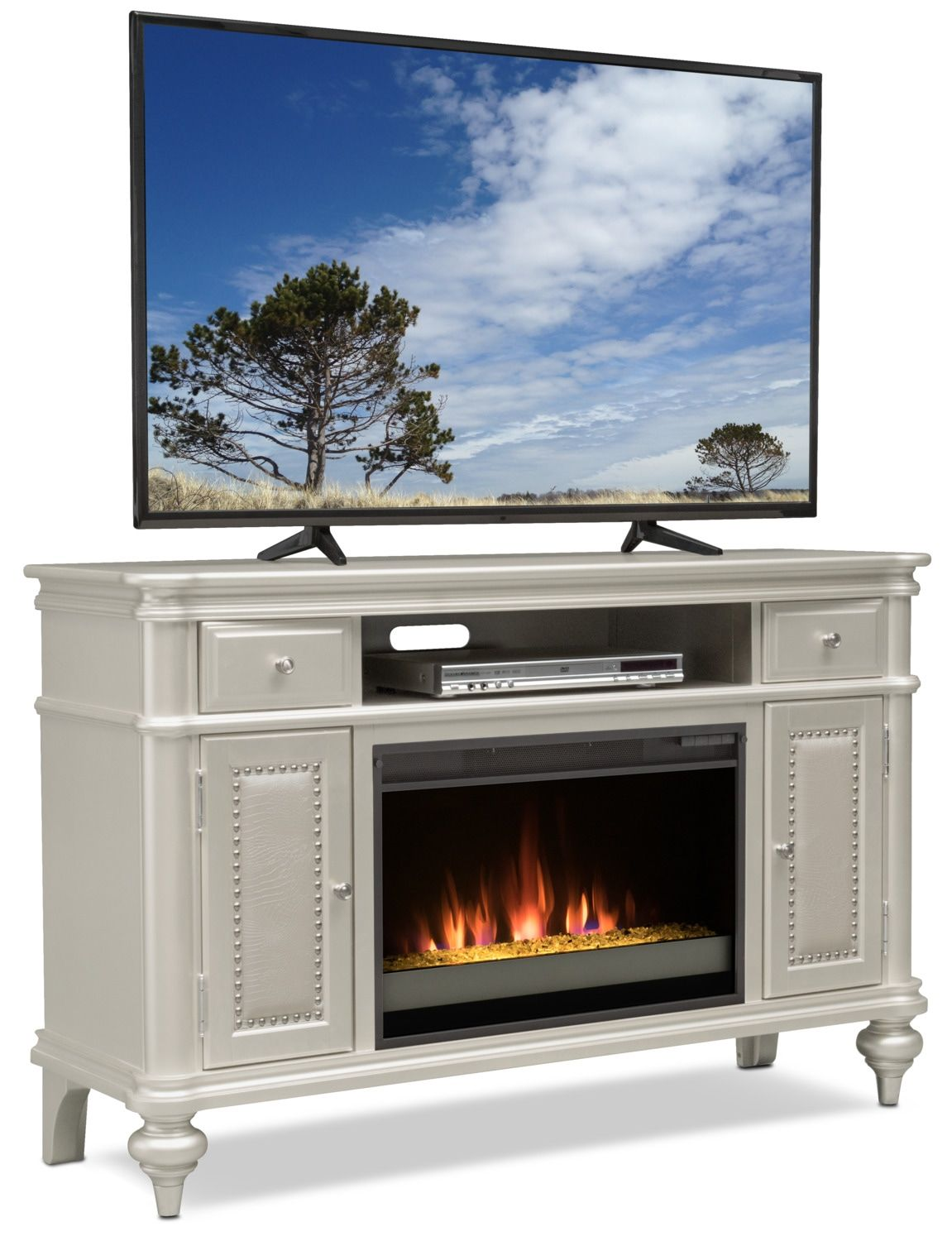 Esquire Fireplace Tv Stand Products In 2019 Fireplace Tv