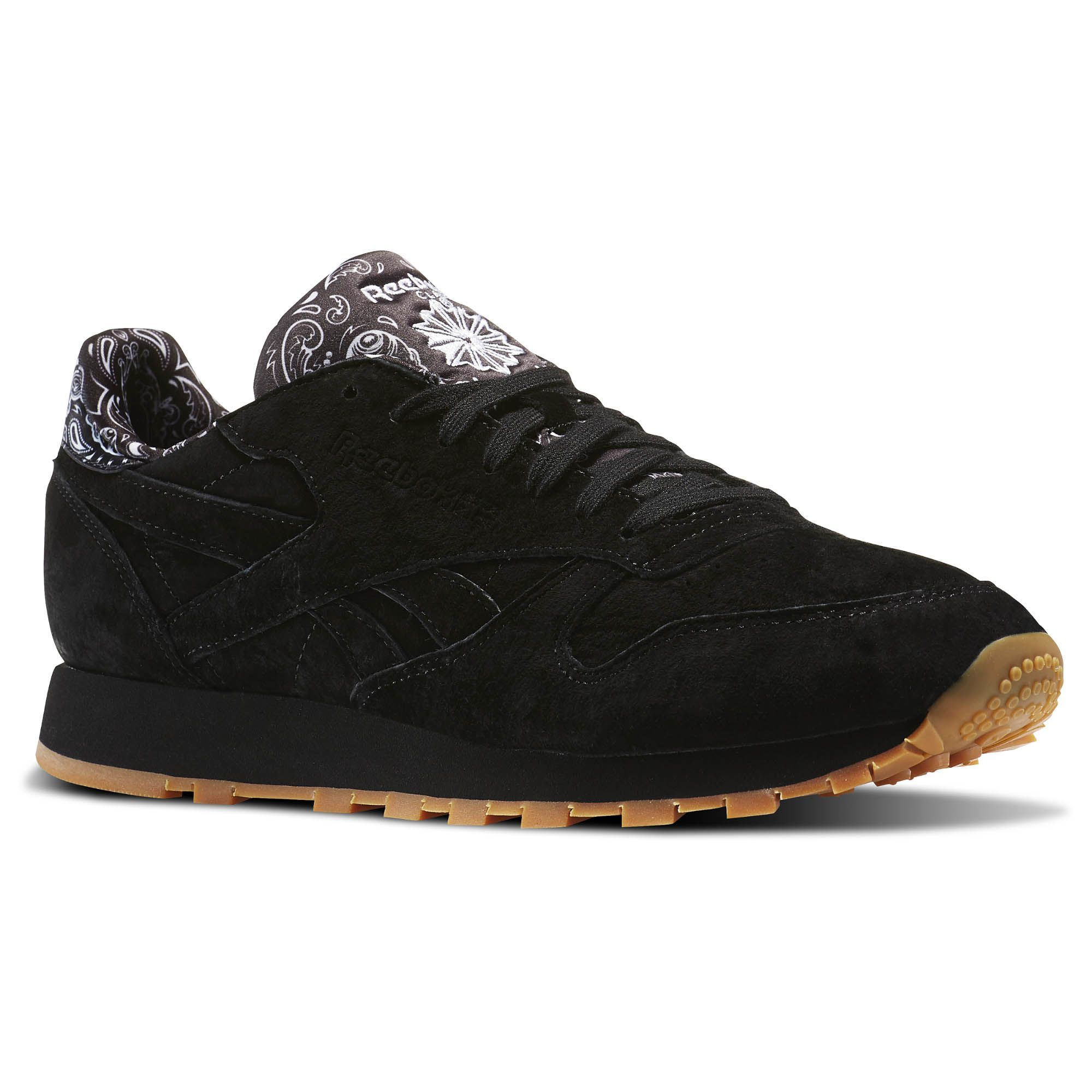 san francisco ff592 bacc0 Reebok Classic Leather Bandana