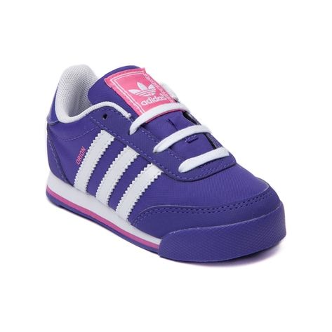 Shop for Toddler adidas Orion Athletic Shoe in Purple