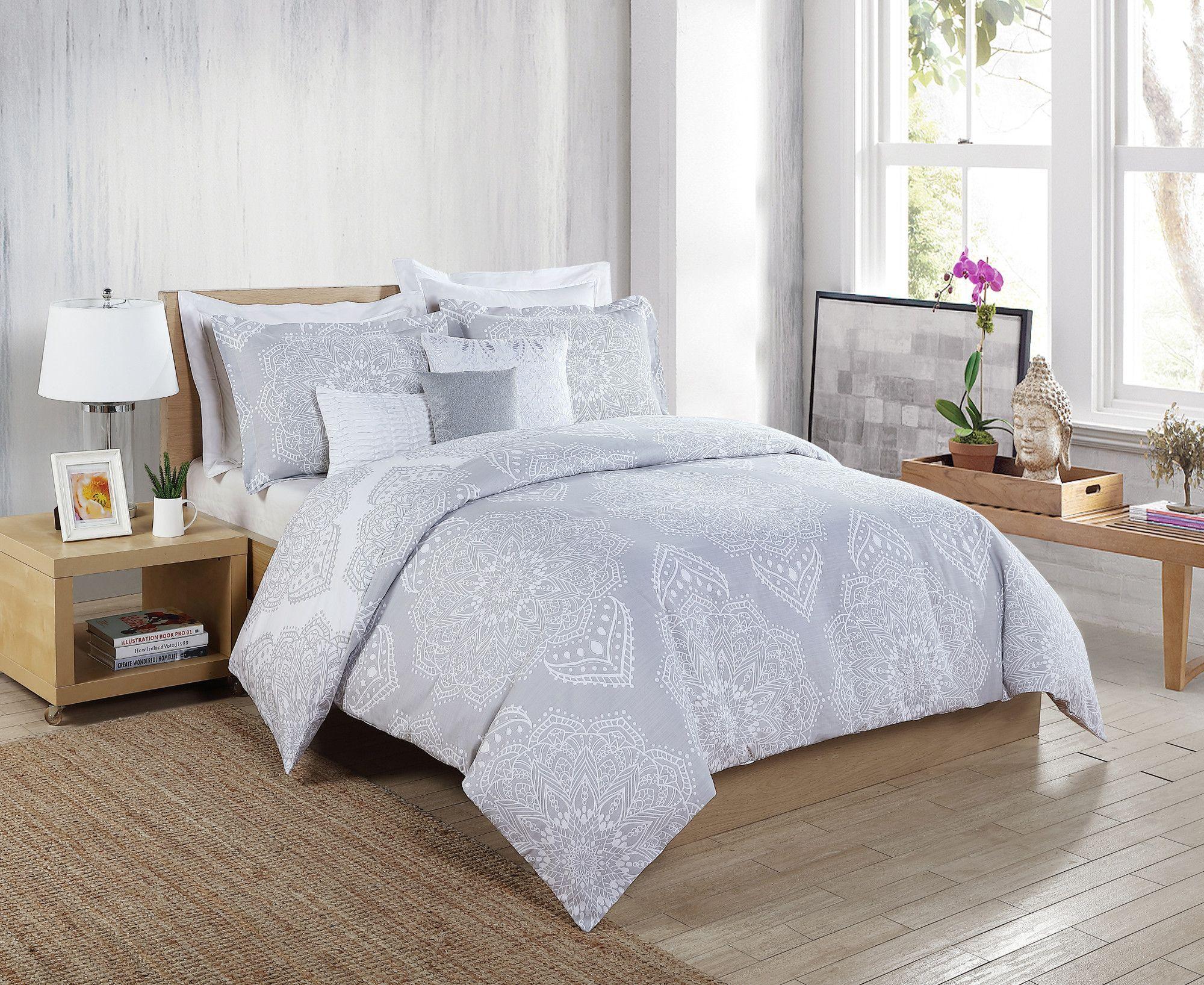 Diya 6 Piece Comforter Set Diya 6