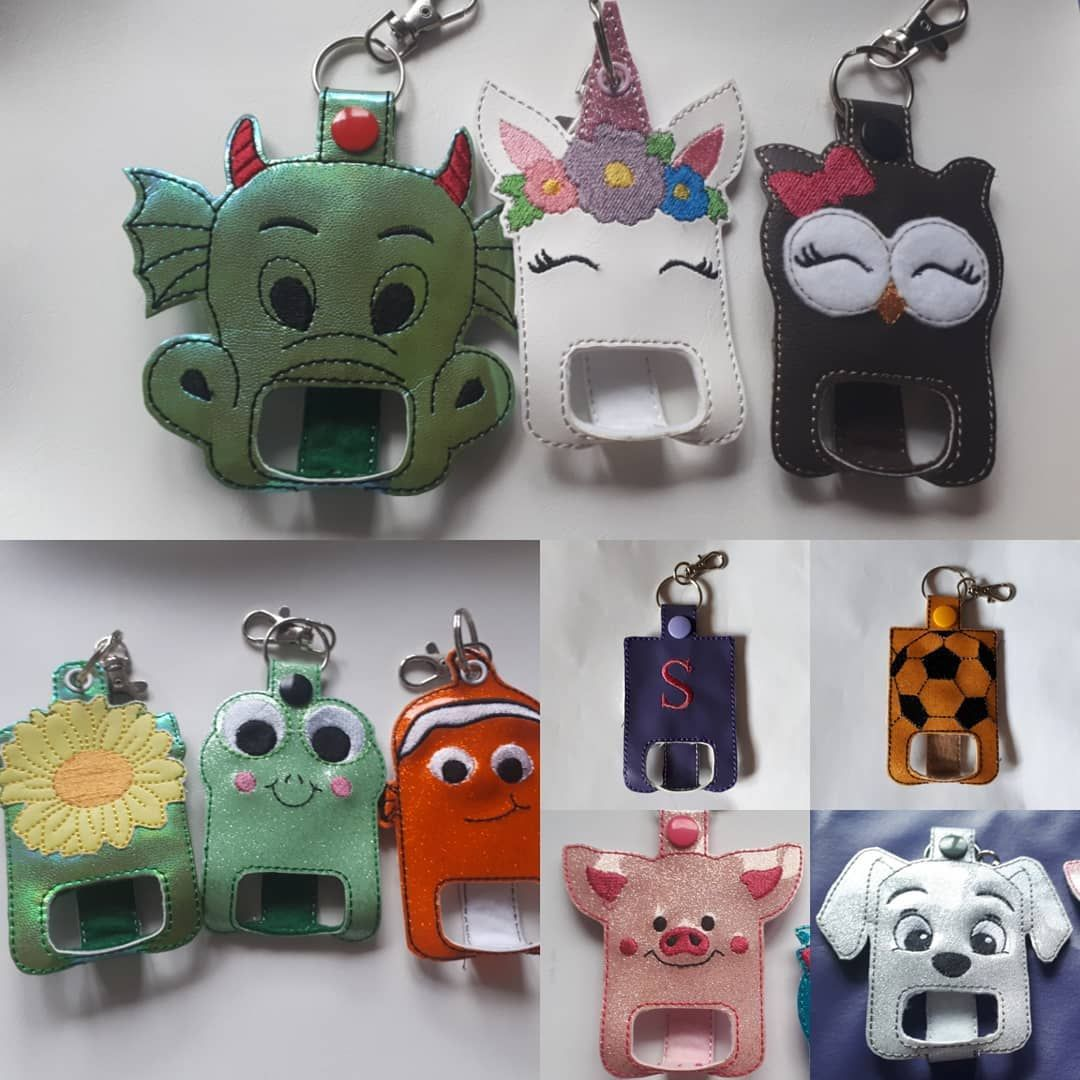 I have a 15 discount on all my inhaler cases in my etsy