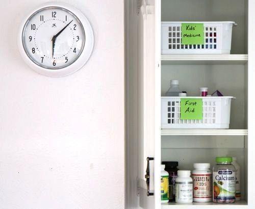 #organizemedicinecabinets #organize #medicine #cabinet # ...