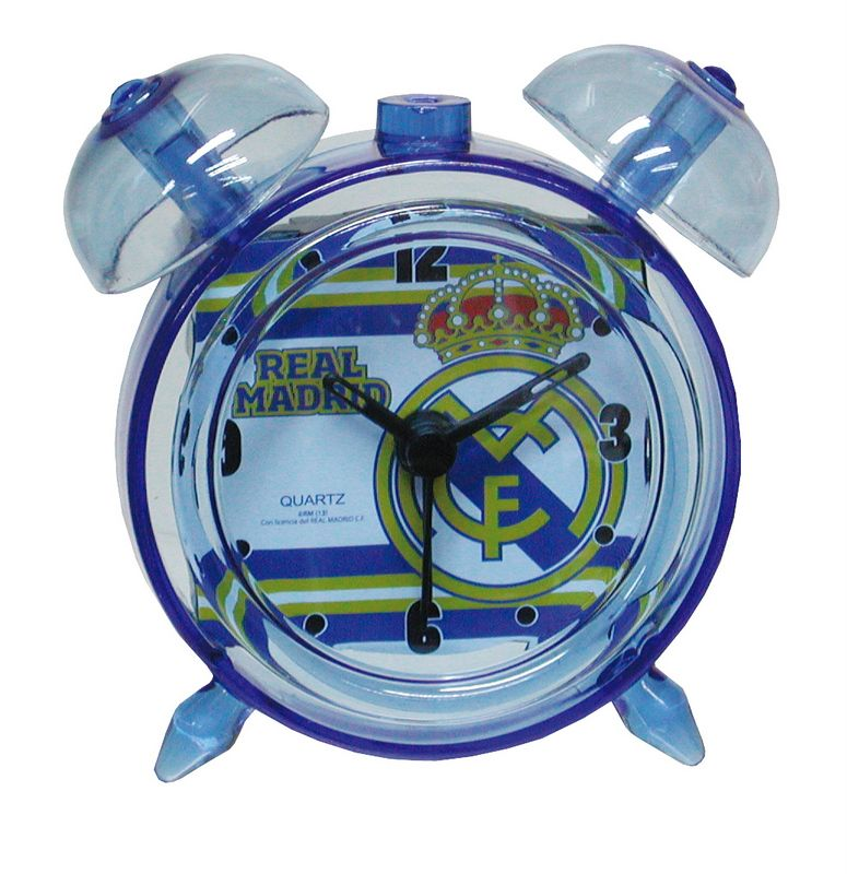 RELOJ PLASTICO REAL MADRID  a20af20d7c91b