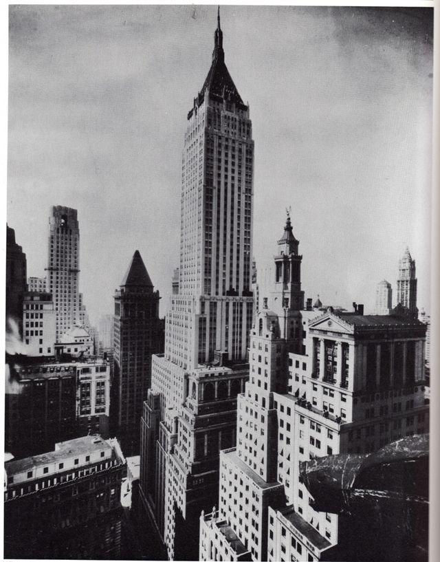 Bank of Manhattan Trust Building, New York City New york