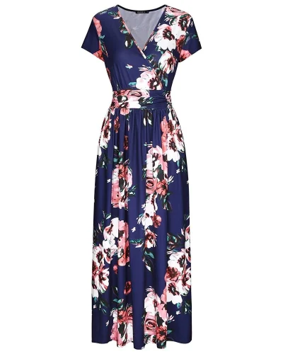 19 Stylish Maxi Dresses With Pockets You May Want To Add To Your Wardrobe Stylish Maxi Dress Maxi Dress Party Long Maxi Dress