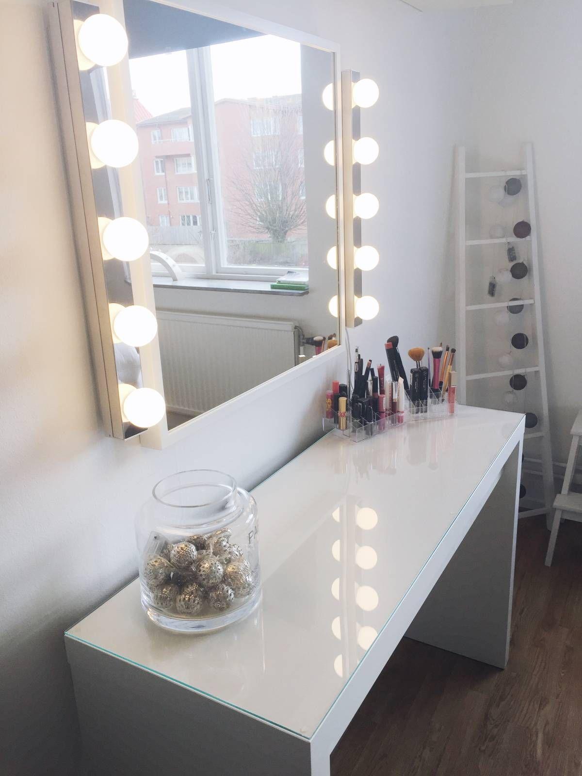 Vanity Makeup Rooms Ikea