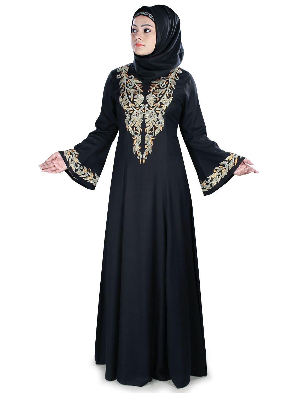 Mybatua hifza rayon abaya available in sizes xs to xl lenth