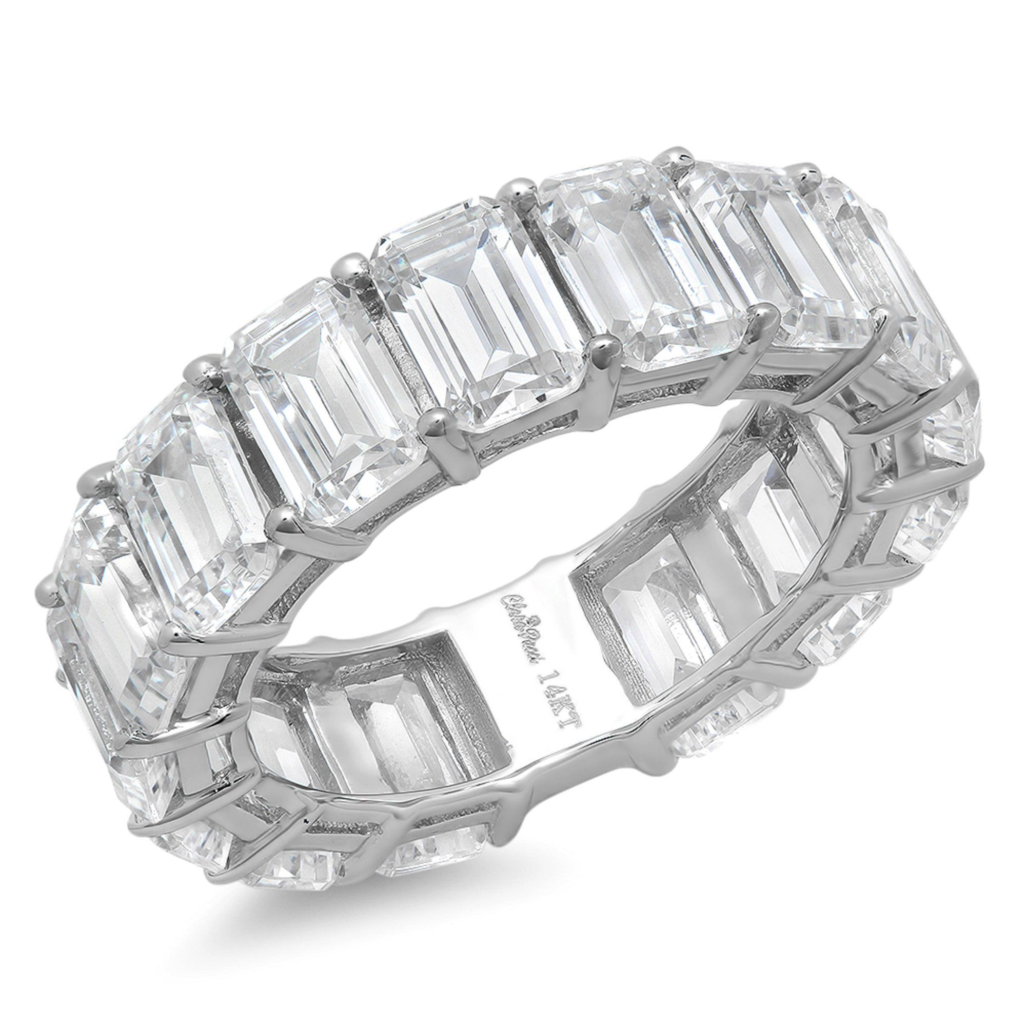 engagement product webstore samuel stone twist bands diamond band h number d gold eternity ring