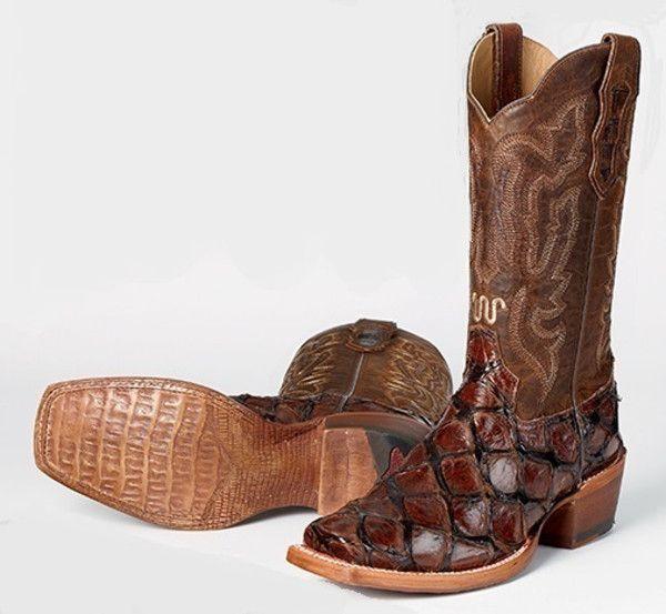 Pin on King Ranch Cowboy Boots