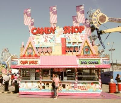 candy shop please.