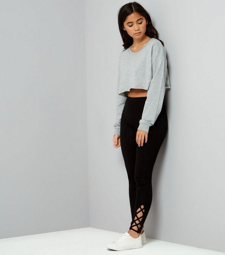 Black Leggings for Teenagers