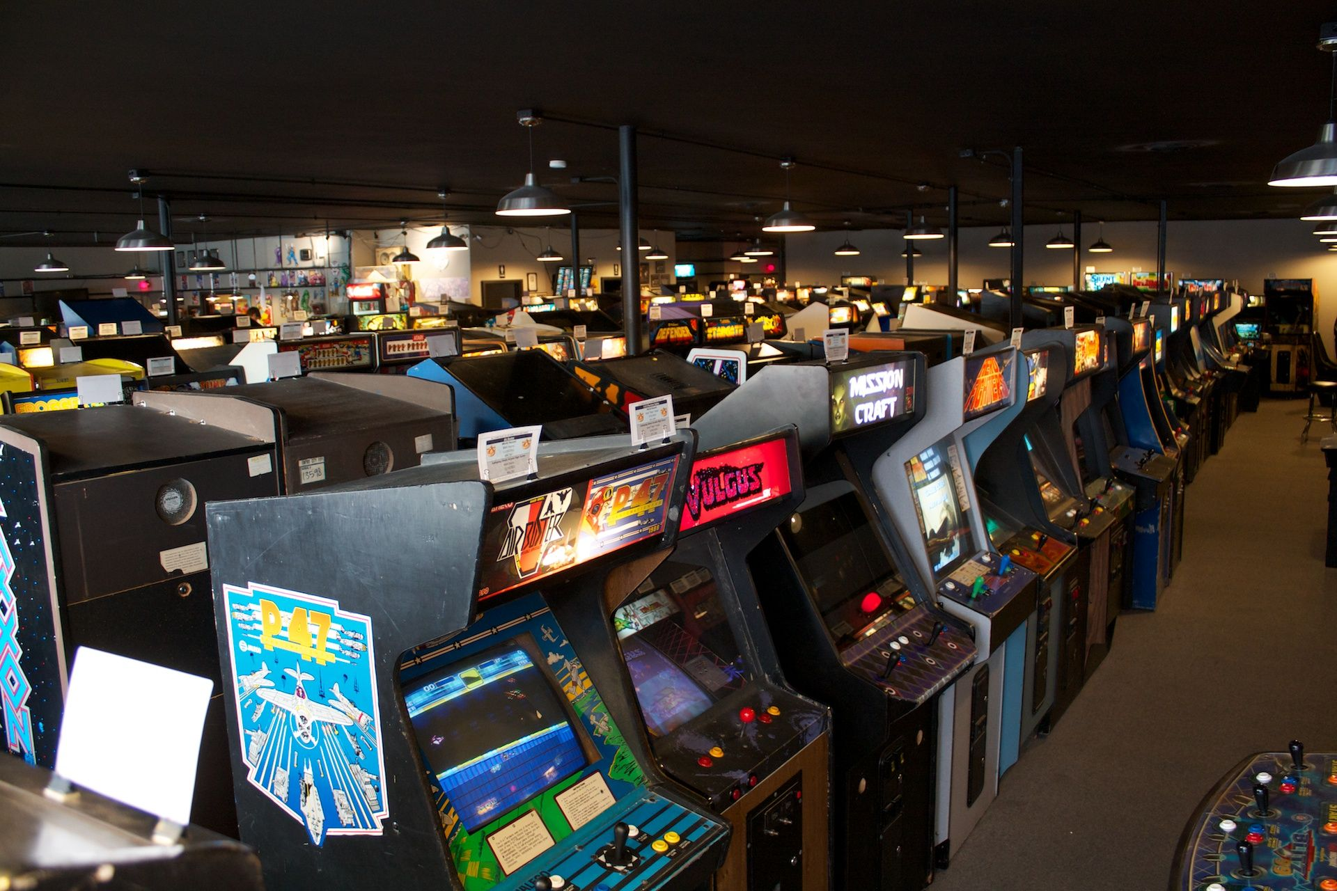 A Visit To Galloping Ghost The Largest Video Game Arcade In The Usa