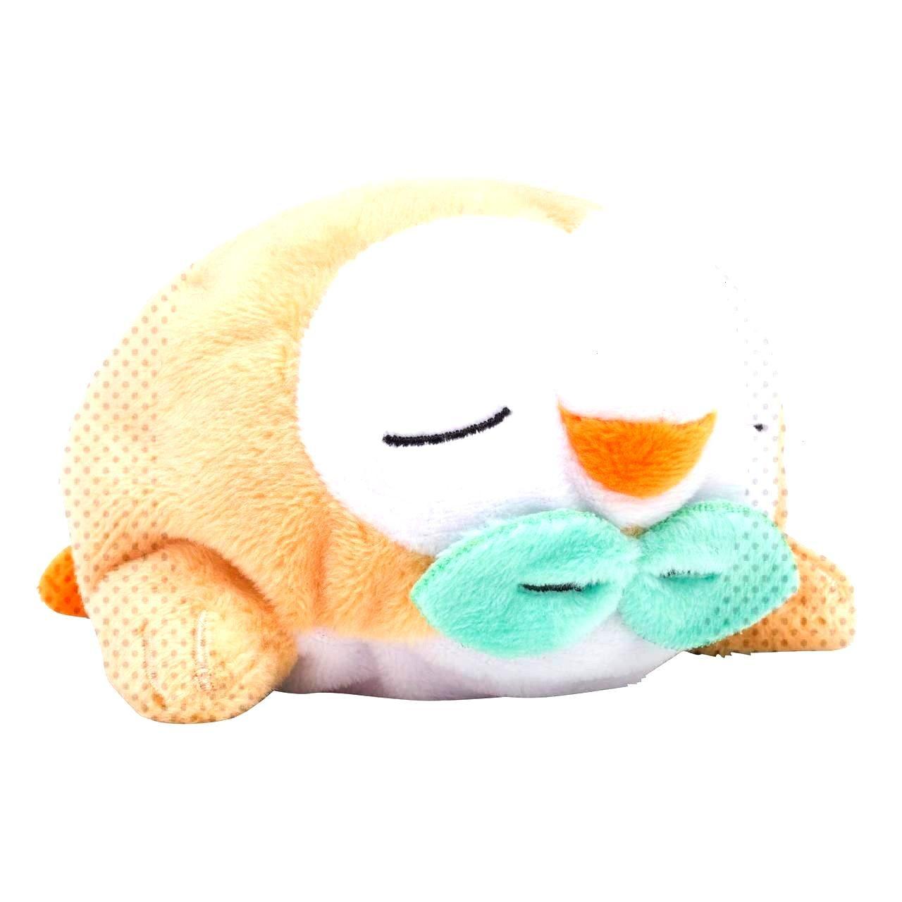 Pokemon Sun & Moon Sleeping Plushies released by the Pokemon Center -