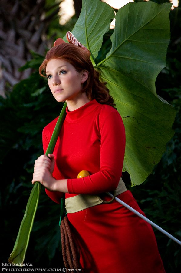 Arrietty cosplay - I loved the Borrower books! Great ...