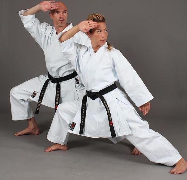 Details about Phönix -SHUREIDO Karate Gi Sensei Tournament