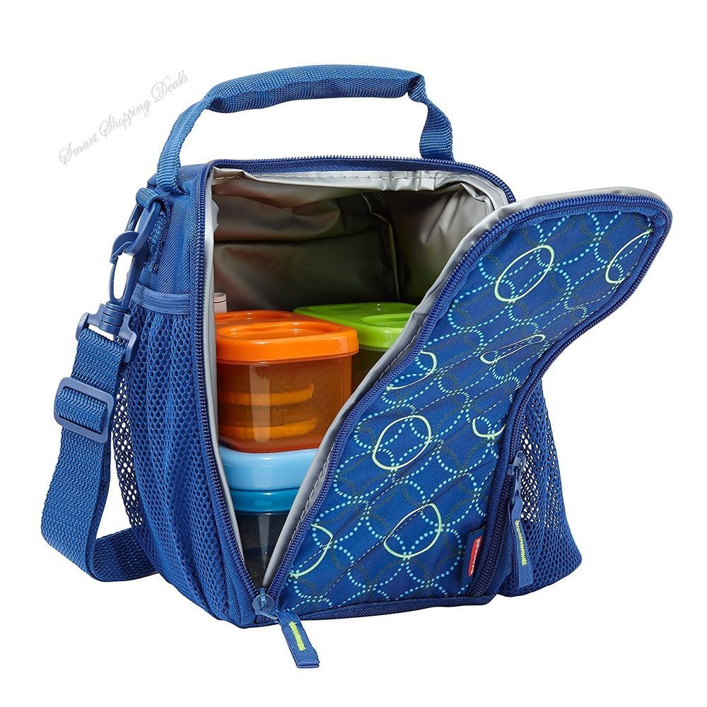 Insulated Lunch Box For Kids Cooler Bag Food Storage