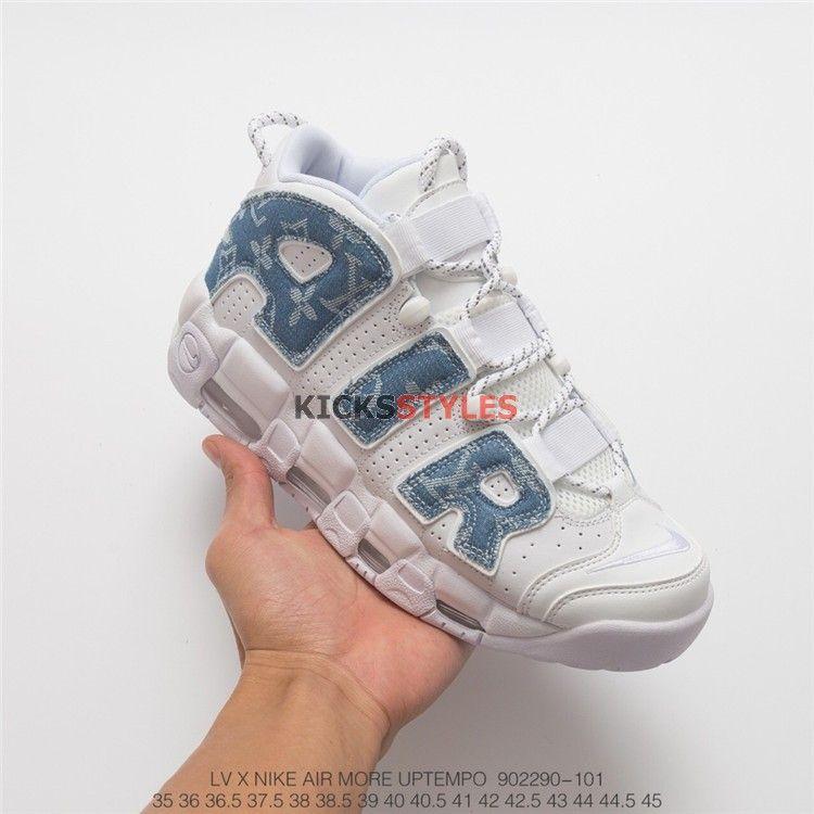 Custom Nike Air Uptempo Supreme Louis