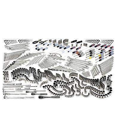 Craftsman 540 pc. Mechanics Tool Set #RemakeFathersDay