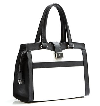 David Lawrence Bags Gwen Etched Leather Tote Totes Clutches Shoe Boots