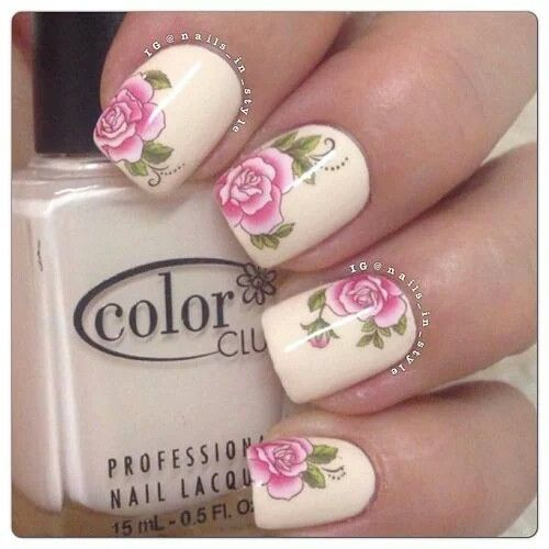 Pin by lizzie bowers on nails pinterest flower nail art flower easy nail designs for beginners that are so cute and simple that you can do it yourself browse and try more solutioingenieria Image collections
