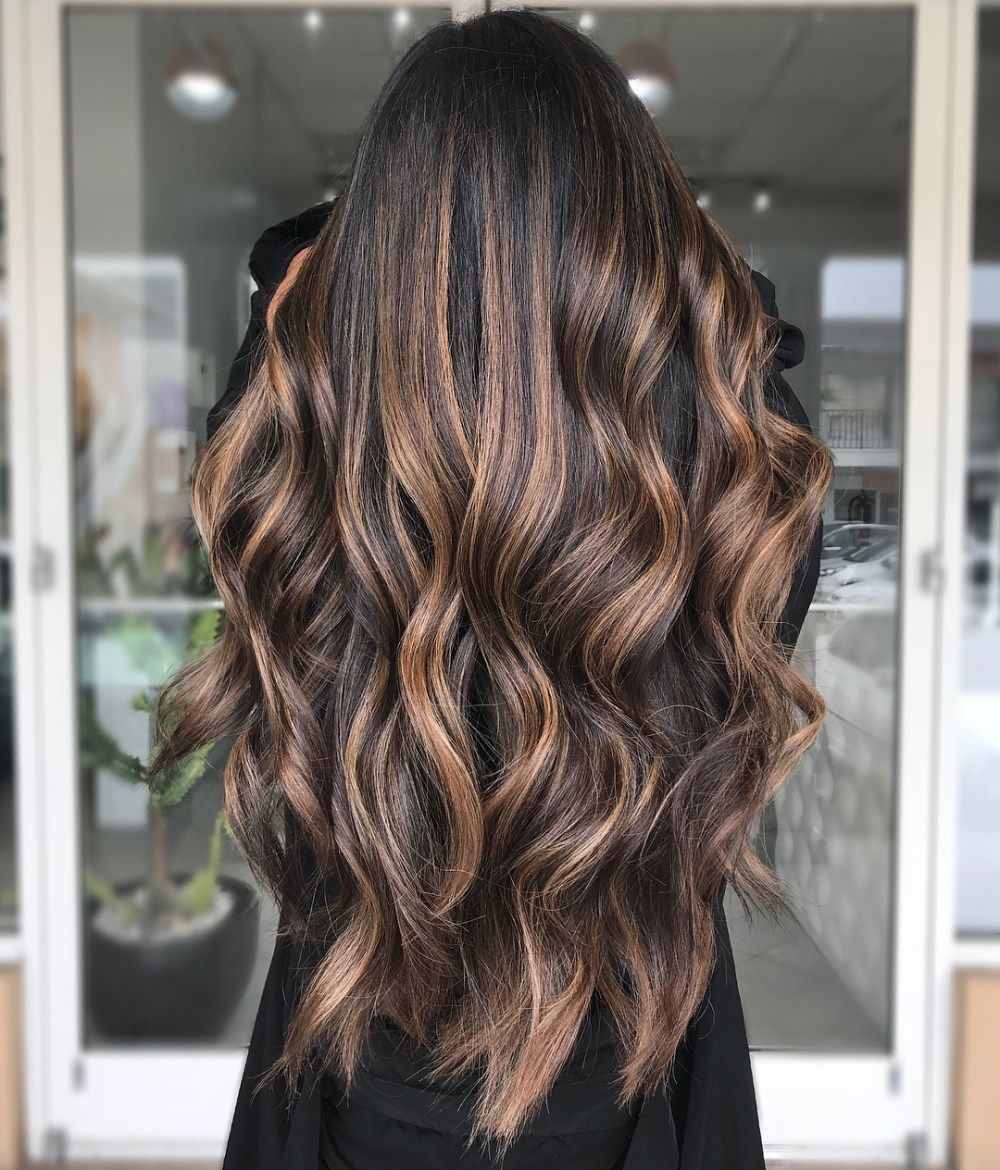 50 Astonishing Chocolate Brown Hair Ideas for 2020 – Hair Adviser – balayage hair