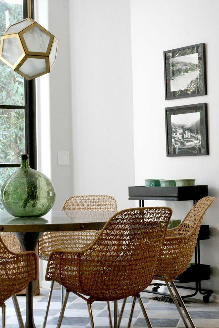 48 Moderne Stühle Esszimmer   Auch Im Essbereich Wird Der Sitzkomfort Groß  Geschrieben! | Pinterest | Art Interiors, Interiors And Decoration
