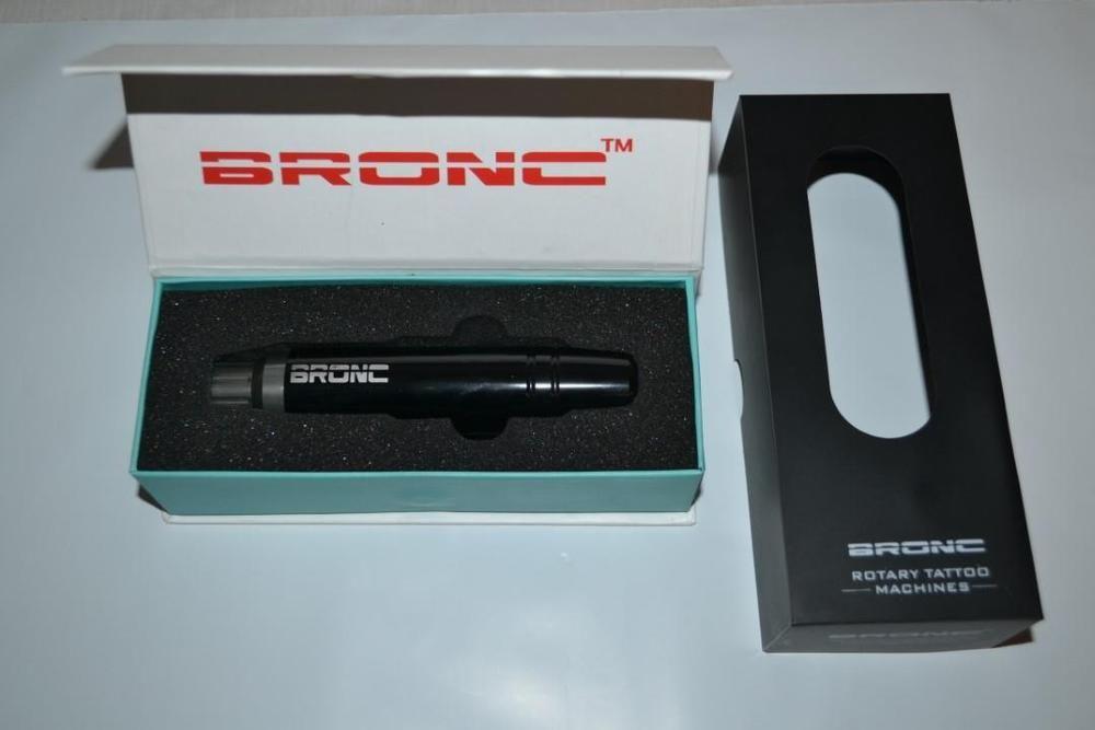 Hummingbird bronc v5 handheld pen tattoo machine grey