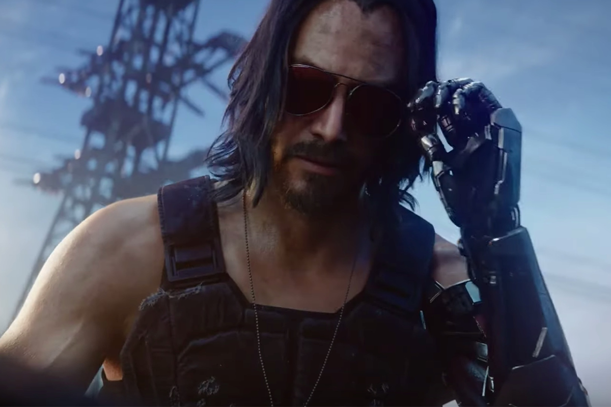 Cyberpunk 2077 Cyberpunk 2077 Cyberpunk Keanu Reeves