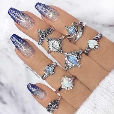 26 trendy nails design ombre classy nails design  ombre