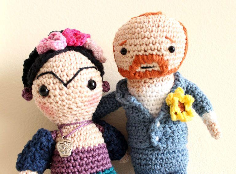 Amigurumi Frida Kahlo : Crochet frida clutch u mummy mummy