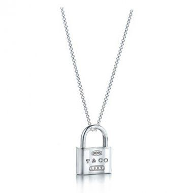 89cc9e40c Love it, Tiffany 1837 Necklaces Tiffany 1837 Collection Lock Necklaces  T1N1002