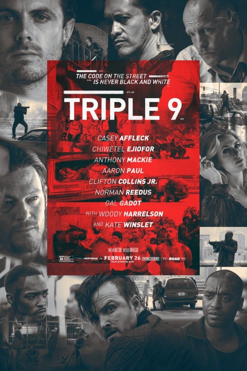 Triple 9 115883151 Large Jpg 799 1200 Triple 9 Triple Nine