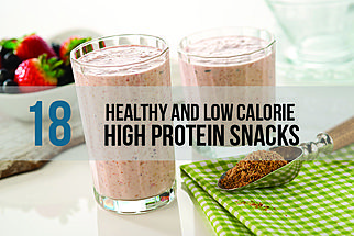 18 High Protein Snacks Under 100 Calories