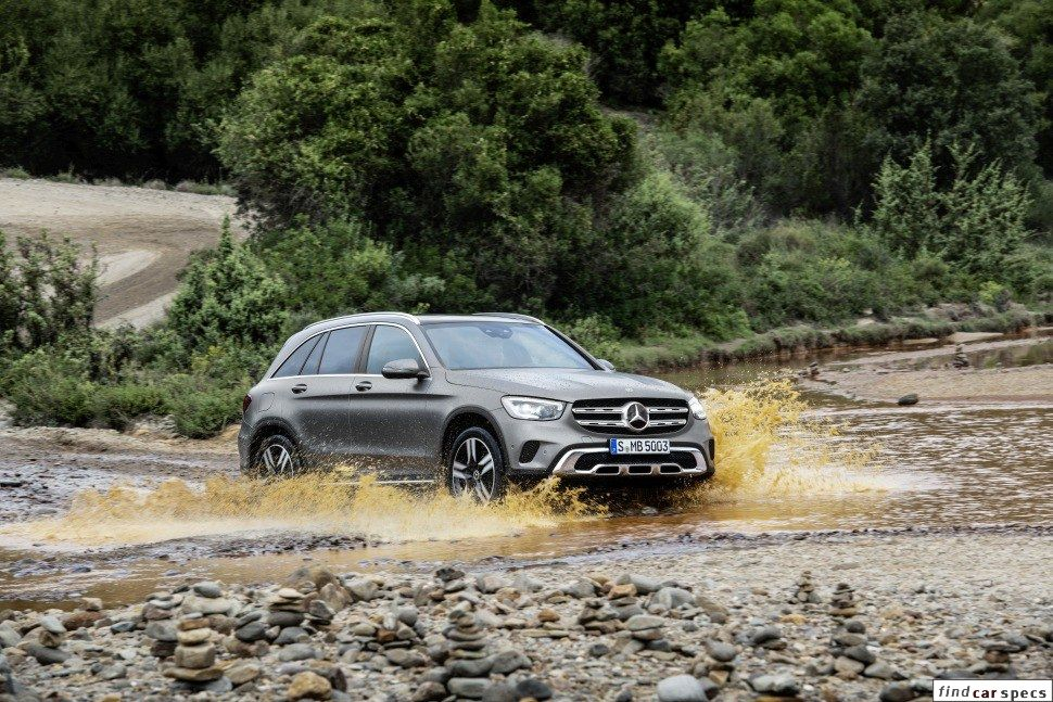 Mercedesbenz Glc Glc X253 Facelift 2019 Glc 200d 163 Hp
