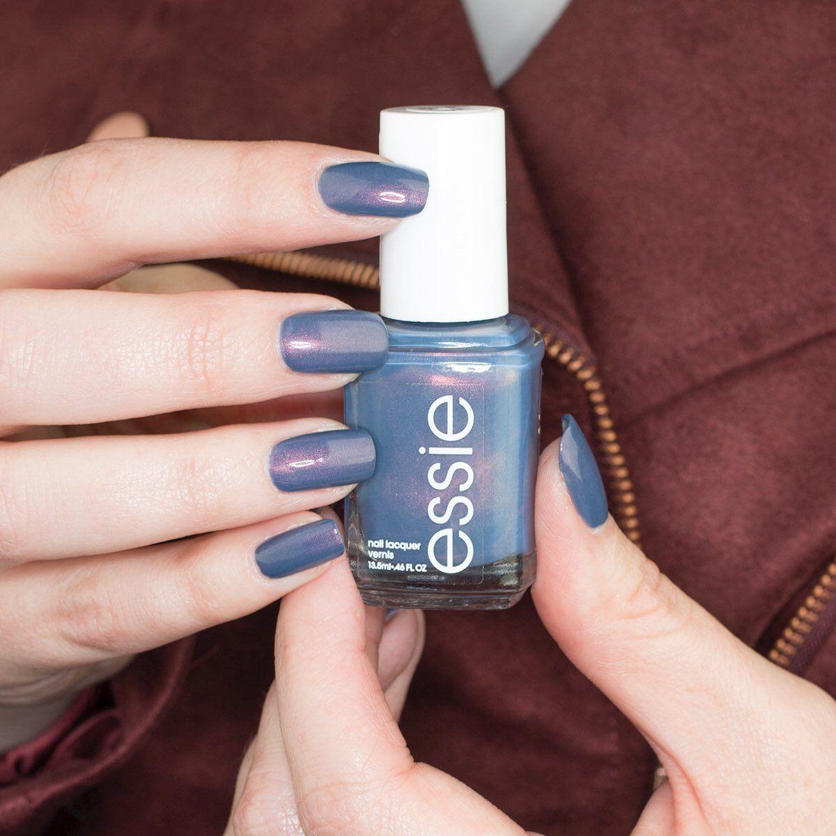 Essie - Blue-tiful Horizon | nail polish and care | Pinterest ...