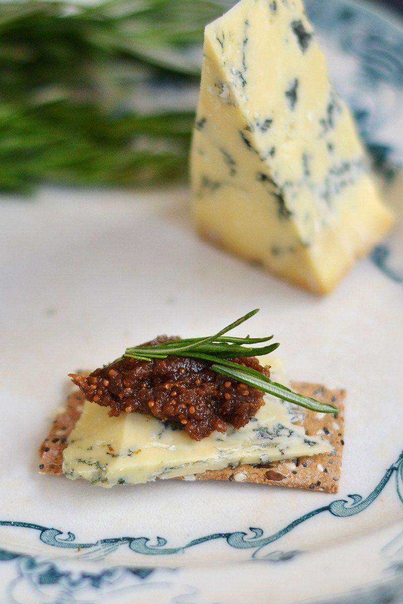 bebba5eb Figenkompot med portvin - Ostesnak | Ost i 2019 | Camembert cheese ...