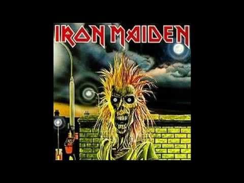 """Iron Maiden – """"Iron Maiden"""" (1980)"""