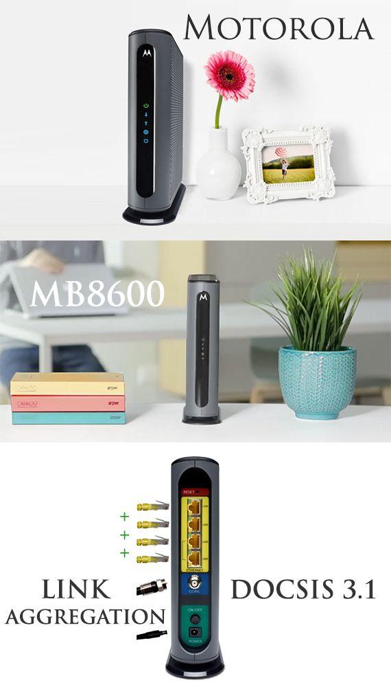 Image result for motorola mb8600