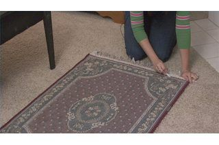 How To Keep Area Rugs From Bunching Or Slipping On Carpets Ehow
