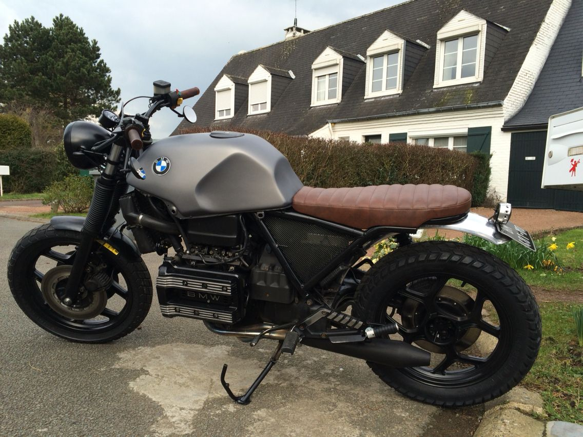 bmw k75 rt cafe racer things with wheels pinterest. Black Bedroom Furniture Sets. Home Design Ideas