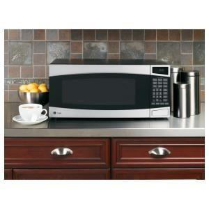 Gm Ge Profile Spacemaker Ii 1 0 Cu Ft Countertop Microwave In