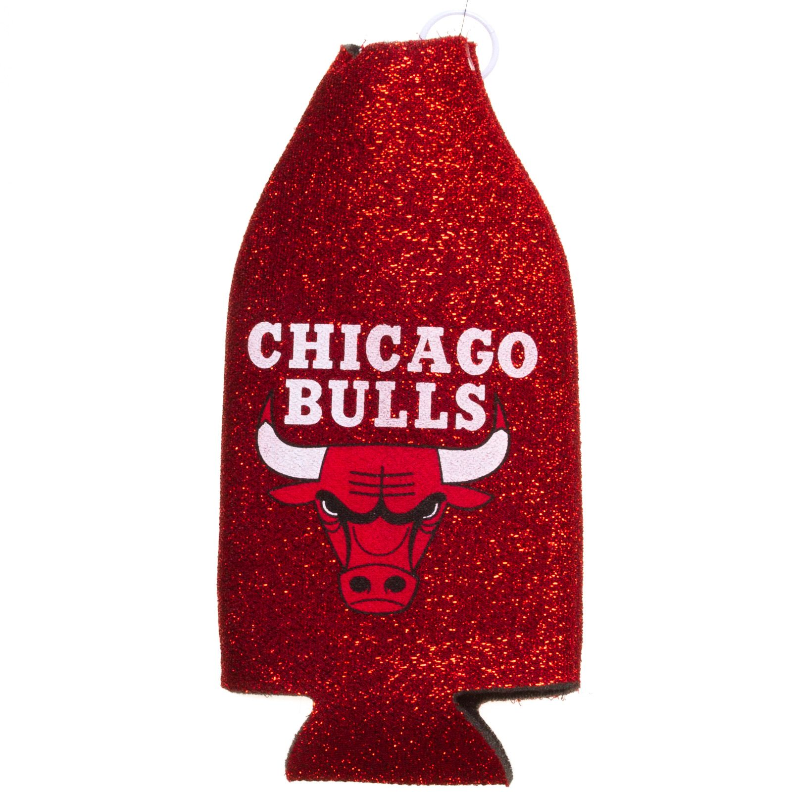 Chicago Bulls Red Glitter Bottle Coozie By Kolder Chicago Chicagobulls Bulls Glitter Bottle Bottle Coozie Chicago Bulls