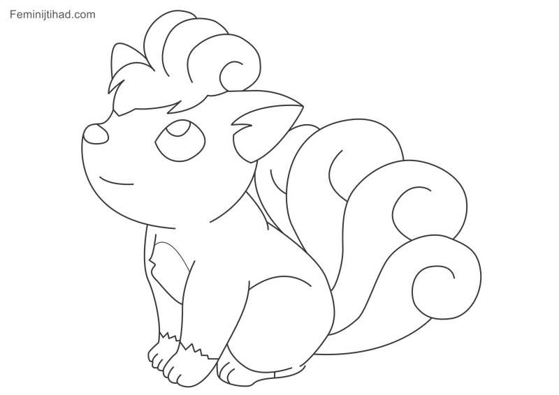 Printable Pokemon Vulpix Coloring Pages Free Coloring Sheets Pokemon Coloring Pokemon Coloring Pages Cartoon Coloring Pages