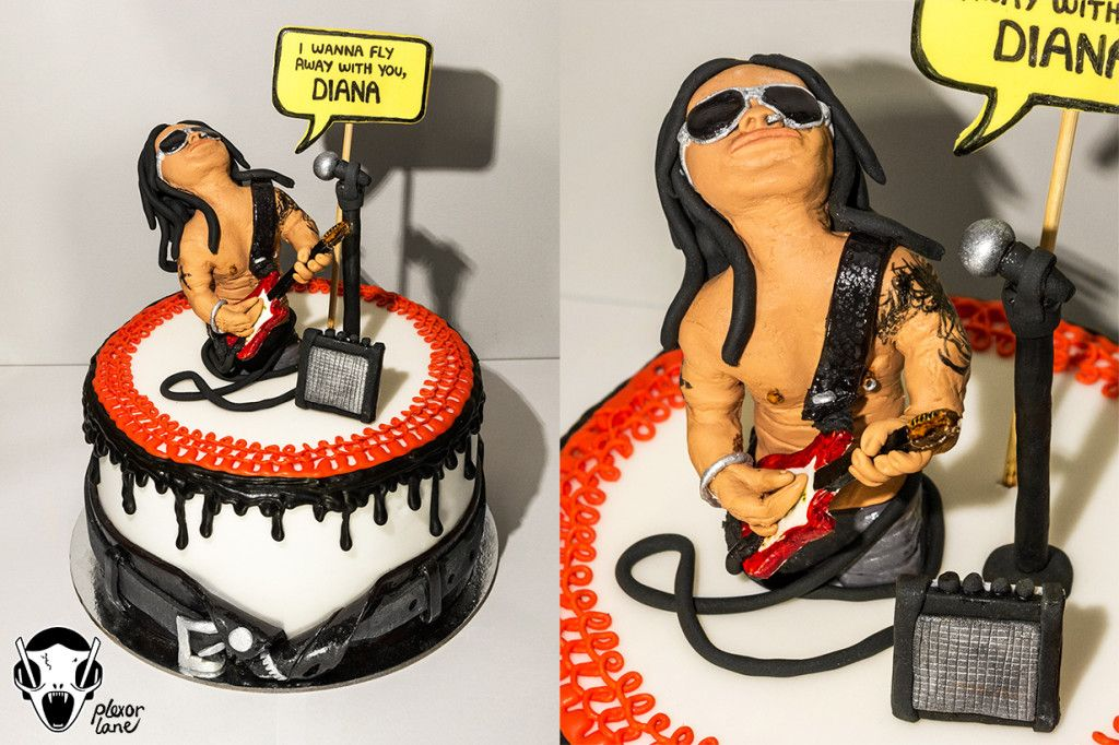 Are You Gonna Go My Way Lenny Lenny Kravitz Cake With Images